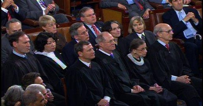 Another Judicial Power Grab