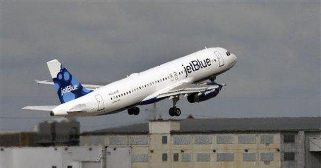 JetBlue CEO: 'Medical situation' triggered captain's behavior, emergency landing