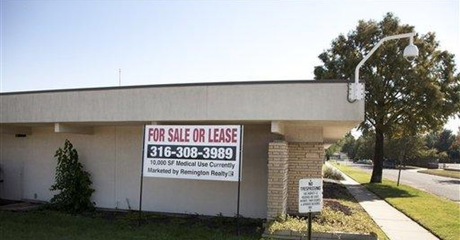 Murdered Kansas abortion doctor's clinic for sale