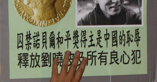 China remains uncompromising in response to Nobel