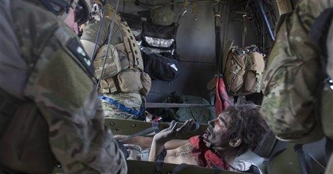 British aid worker dies during rescue mission