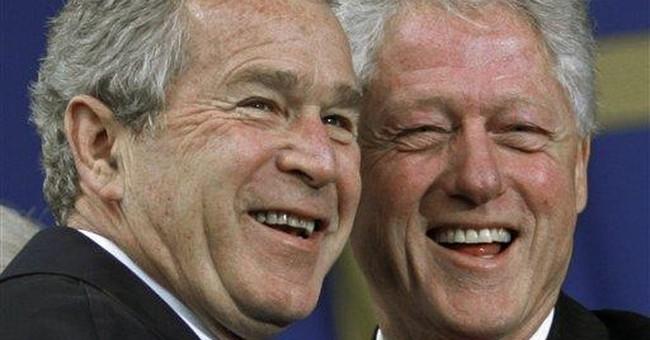 POLITICAL INSIDER: Where's President Bush?