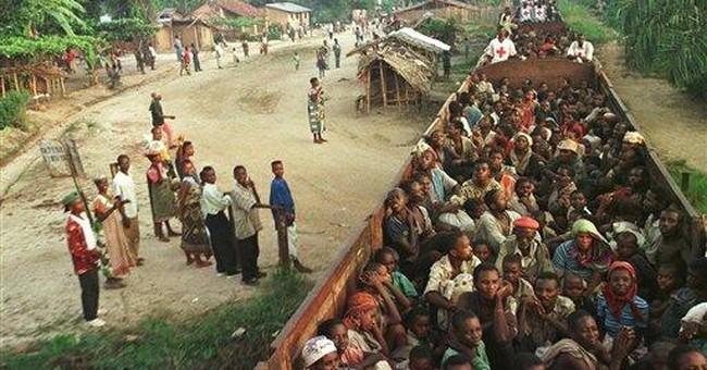 AP Enterprise: Questions raised on Congo slaughter