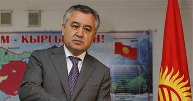 Kyrgyzstan votes in historic national election