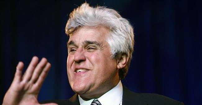 Jay Leno drops by Palin hometown to visit troops