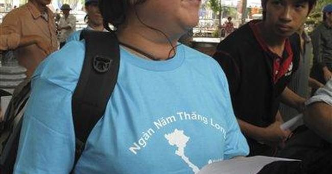 Australian activist detained in Vietnam