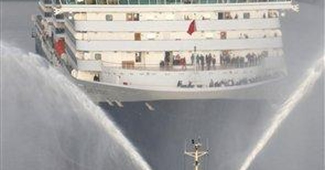 British cruise ship named for queen