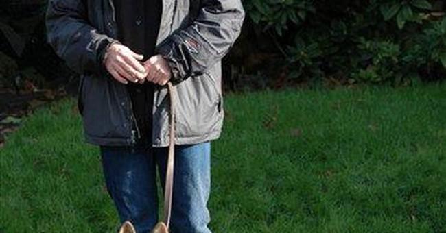Man: Wash. dog trainer was shot in self-defense