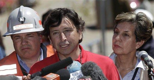 Straight-talking engineer was behind Chile rescue