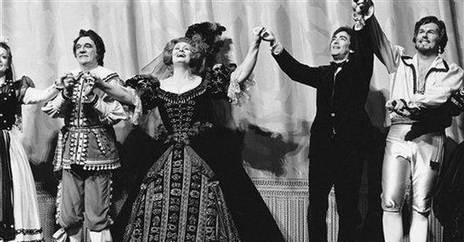 Joan Sutherland, 'voice of the century,' dies