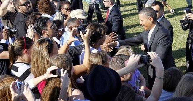 In Florida, Obama raises money, rallies spirits