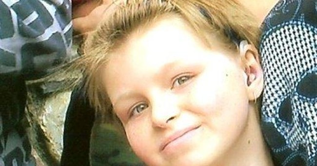 Police dogs smell remains at missing girl's house