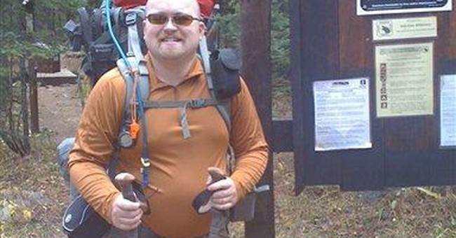 Colo. authorities search area near Vail for hiker