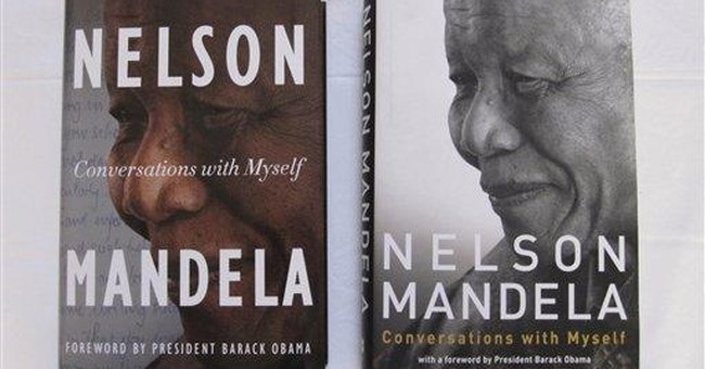 New Mandela book offers personal portrait