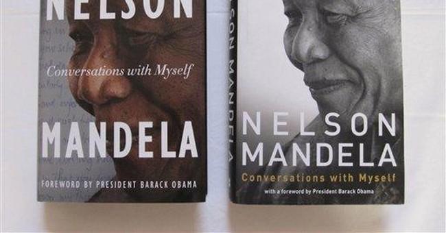 New Mandela book offers personal portrait