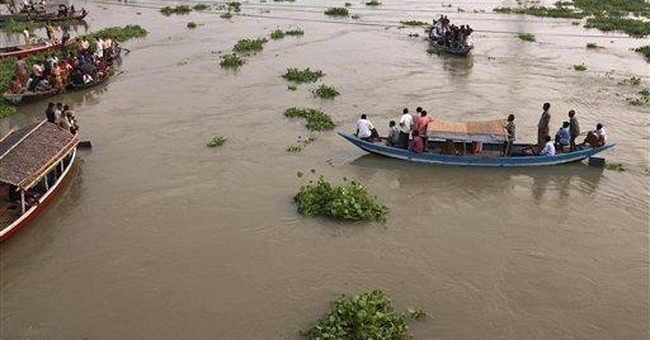 11 dead found in river after Bangladesh bus plunge