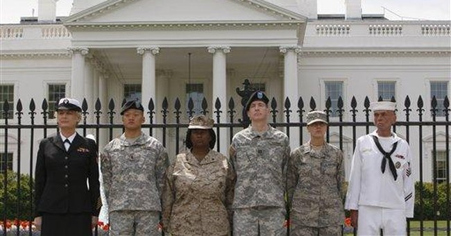 Court ruling or no, gay troops know not to tell