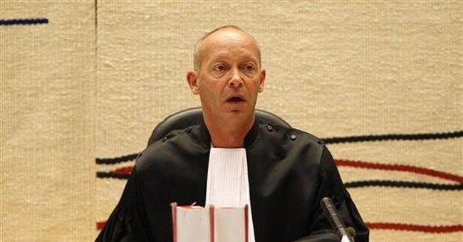 Prosecutors sum up in Dutch politician's case