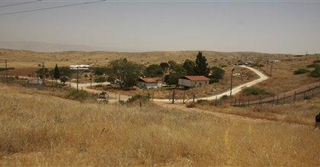 Jordan Valley joins list of peace obstacles