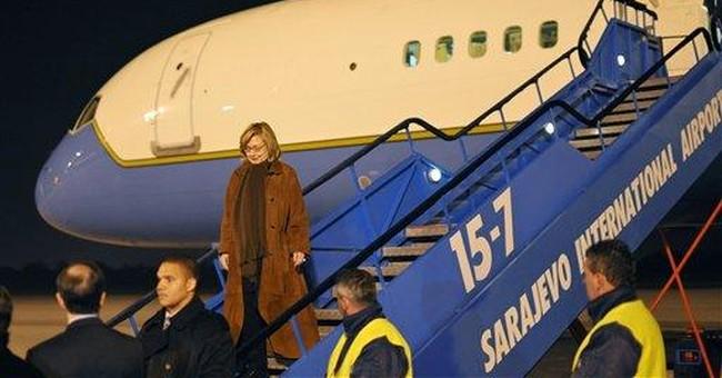 Clinton calls for Serbian talks with Kosovo