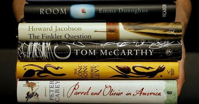 Winner of Booker Prize to be announced in London