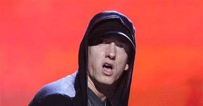 Eminem, Lady Antebellum lead American Music picks