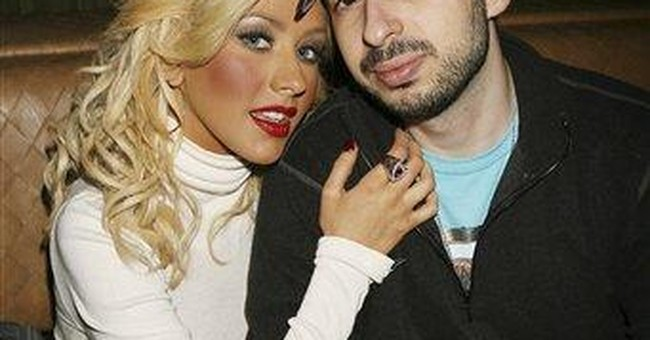 Christina Aguilera and husband separate