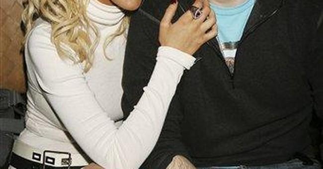 Christina Aguilera and husband separate