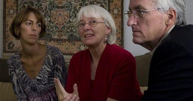 Slain US activist's parents seek justice in Israel
