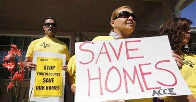 Despite freezes, US still racking up foreclosures
