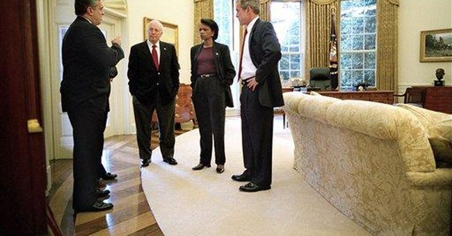 Rice doesn't miss 'pressure cooker' of diplomacy