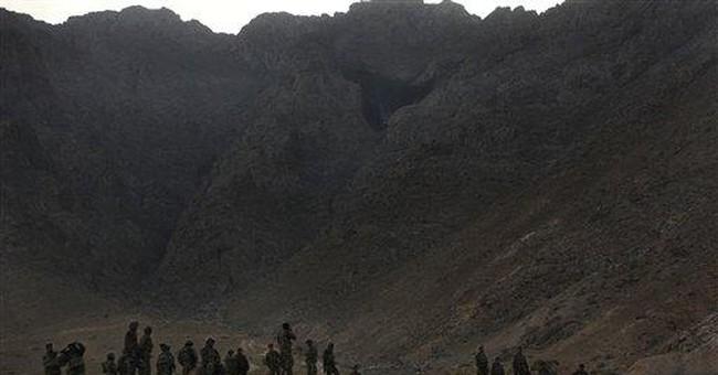 5 bodies found as plane slams into Afghan mountain