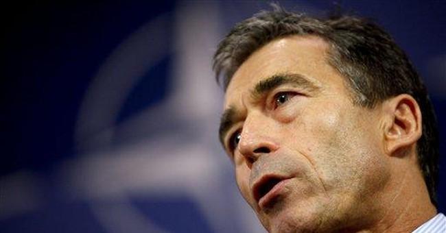 Afghan war commander briefs NATO