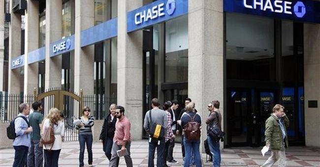 Foreclosure mess overshadows JPMorgan earnings