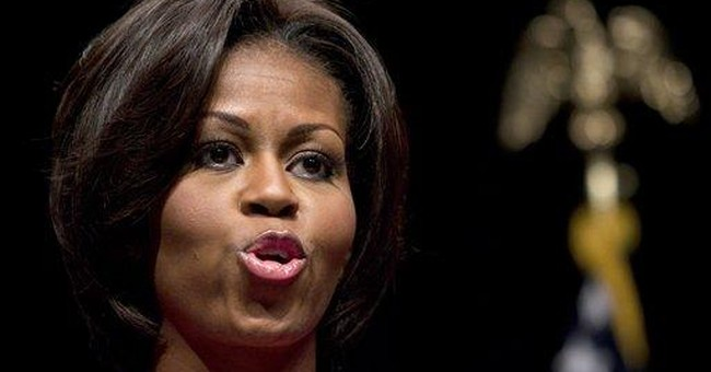 Michelle Obama says arts help lift young people