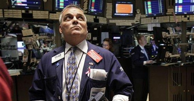 Earnings reports push stocks higher, Dow up 76