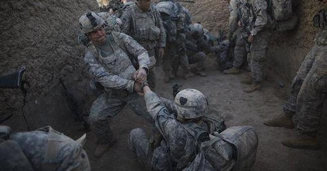 NATO: 6 troops killed, including 4 in Afghan blast