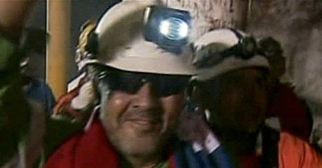 Shift leader helped Chilean miners stay calm, live
