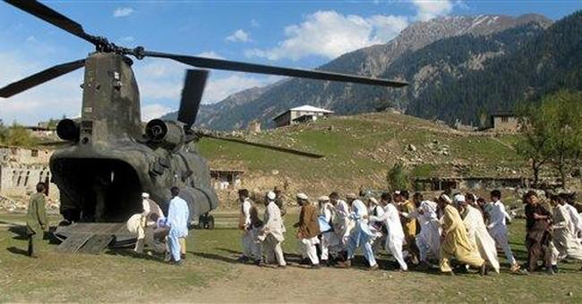 Official: Estimated flood damage to Pakistan $9.5B