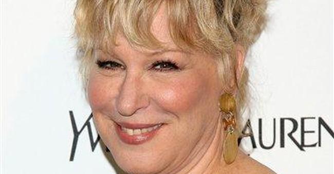 Bette Midler joins 'Priscilla Queen of the Desert'