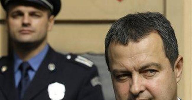 AP Interview: Serb govt vows far-right crackdown
