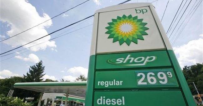 AP Enterprise: BP stations consider other brands