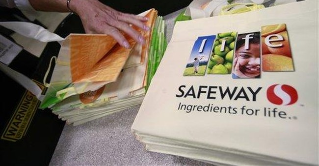 Safeway 3Q net income falls on severance charges