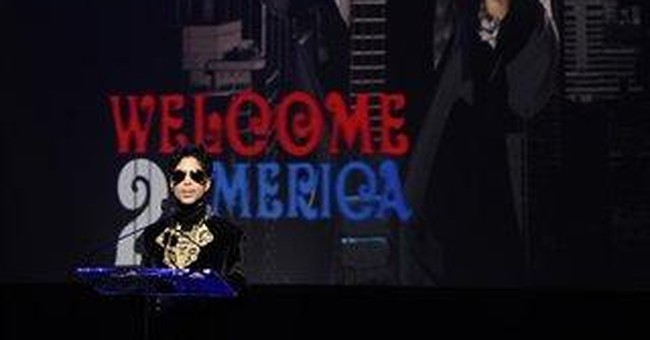 Prince announces tour to start in December