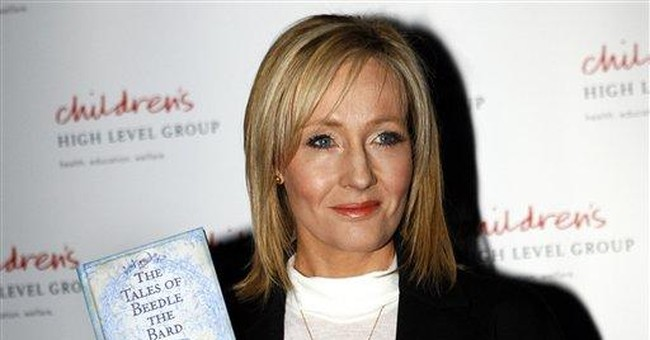 Judge refuses to dismiss suit against J.K. Rowling