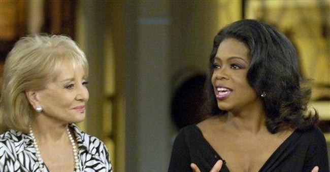 Barbara Walters to interview Oprah Winfrey