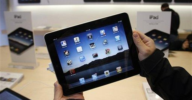 Verizon to join AT&T in selling Apple's iPad