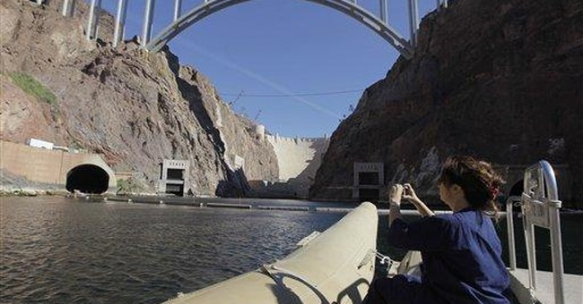 Soaring Hoover Dam bypass bridge finally complete