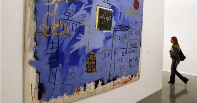 Paris: Basquiat show fetes his 50th birthday