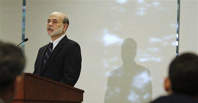 Bernanke: Fed wrestles with size of aid program